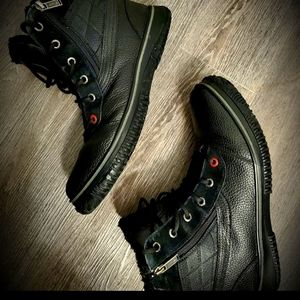 Mens Pajar leather Winter Boots- 12